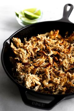1 Batch of Slow-Cooker Chicken Carnitas and You've Got Healthy Meals For a Week