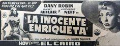 1952 - LA FÊTE À HENRIETTE - Julien Duvivier - (LA CAPITAL, August, 1957, Rosario, Argentina)