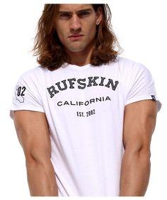 STATESIDE  (WHITE) - RUFSKIN - CRAFTED IN CALIFORNIA