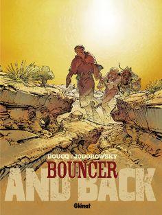 Bouncer and back, voyage de retour de l'enfer et expo Boucq à Paris - http://www.ligneclaire.info/bd-bouncer-and-back-boucq-jodorowsky-10669.html