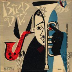 Charlie Parker & Dizzy Gillespie's Bird & Diz.