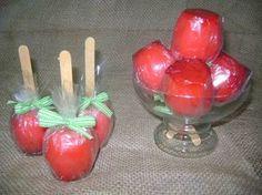 Maça+do+Amor+em+sabonete+com+aroma+de+Maça+vermelha. R$ 5,00