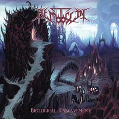 Hemotoxin - Biological Enslavement (2016)