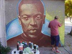Dr Dre Graffiti - www.loyallisteners.net