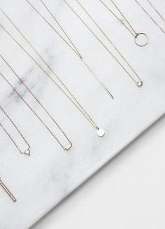 Necklace medley | Vrai & Oro
