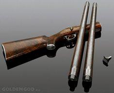 Самое дорогое охотничье ружье в мире - VO Falcon Edition