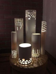 Charming Lamp Diy Designs With Industrial Charm. Below are the Lamp Diy Designs With Industrial Charm. This post about Lamp Diy Designs With Industrial Charm was posted Pvc Pipe Fittings, Pvc Pipes, Plumbing Pipe, Cute Diy, Pvc Pipe Projects, Pvc Pipe Crafts, Mosaic Projects, Garden Projects, Diy Pipe