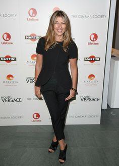 Nina Garcia - 'House of Versace' Screening in NYC
