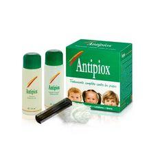 Antipiox Loción y Champú pediculicida