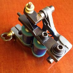 tattoo machine flying irons