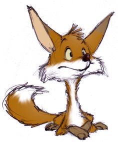 Another Fox by ShoJoJim.deviantart.com on @deviantART ...Seems to be a foxish thing with a ridiculously long neck!
