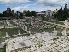 Kerameikos (Athens Ancient Cemetery), Ermou Street