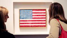 The Enduring Power of Jasper Johns' Iconic Flag
