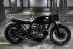 Cafe Racer - Build by Robinson's Speed Shop