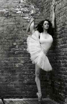 Misty Copeland: The first African American female soloist for the American Ballet Theatre (ABT)