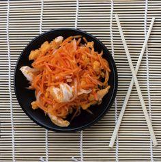 Les carottes, quand elles sont  rapées, présentent un IG relativement faible. En revanche, cuites, c'est une autre affaire ! Quels aliments ont un index glycémique fort ou faible ? Tout sur notre article. Cliquez !