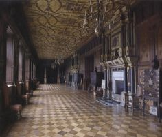 Hatfield House England