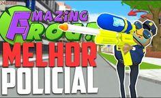 MELHOR POLICIAL ! - Amazing Frog