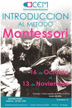 Centro Montessori Chi  le   Cursos