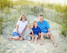 Family Pictures Holden Beach NC