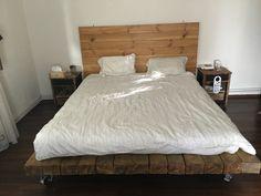 Industrial, Bedroom, Simple, Furniture, Home Decor, Decoration Home, Room Decor, Industrial Music, Bedrooms