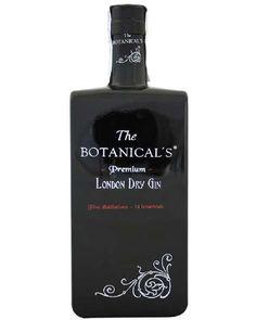 Vinos BARCELONA GINEBRA THE BOTANICAL'S