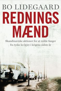 Ny bog fra Bo Lidegaard om de skandinaviske aktioner for at redde fanger fra tyske kz-lejre i krigens sidste år.   Dette er historien om de mange aktioner, der i foråret 1945 fik transporteret over 20.000 fanger fra tyske koncentrationslejre til sikkerhed i Sverige. Sporene følges fra de første norske og danske initiativer, der udgik fra aktivister, som trods modstand fra alle sider satte alt ind på at hente deres landsmænd fra lejrene, inden det var uigenkaldeligt for sent.