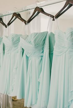 Bridesmaid Dresses in our Bridal Suite at The Windsor at Hebron Park Photo By Stephanie Rose Photography