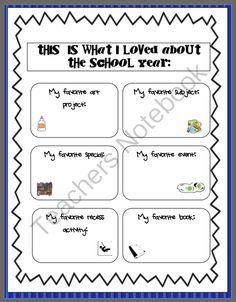 Teachers Notebook Teacher Memory Books Kid Stuff Sbooking