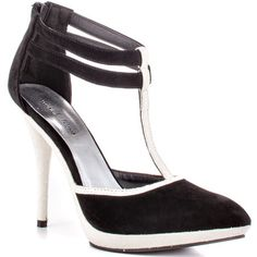 Special Offers Available Click Image Above: Laporte - Blk White Velvet Ankle Strap Heels, Ankle Straps, Thing 1, White Velvet, Pointed Toe Heels, Spring Summer Fashion, Passion For Fashion, Just In Case, Me Too Shoes