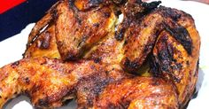 Read this one.Cornish Hens with Orange-Curry Glaze.think i'm doing this instead of lamb for Easter. Grilling Recipes, Wine Recipes, Gourmet Recipes, Fancy Recipes, Cornish Hen Recipe, Cornish Hens, Good Food, Yummy Food, Smoking Recipes