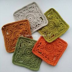 Crochet Granny Squares Pattern The Patchwork Heart Willow Block Help Tips For Working One Of The Crochet Blocks, Granny Square Crochet Pattern, Crochet Squares, Crochet Motif, Crochet Stitches, Free Crochet, Knit Crochet, Crochet Patterns, Pattern Sewing