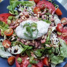 Salade tomaat garnaal - Pacale Naessens