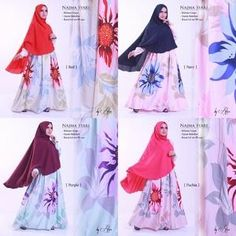 Longdress Crepe Maxmara Wolfis All Model Ori Naura Tanpa Jilbab