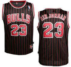 chicago bulls jersey 23 michael jordan black with with name swingman jerseys pinterest nba basketball