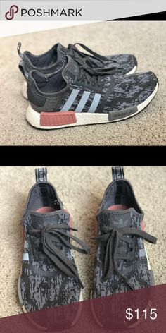 83969417292e7 Adidas NMD Adidas NMD in pink  raw pink .. never worn. So hard to let go of  ! Willing to trade but will be VERY selective ❤ bought on flight club …
