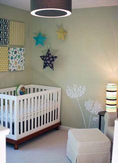 Decoraciones de cuartos para bebes-8