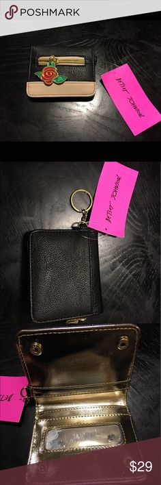 BETSEY JOHNSON NWT WALLET $38 New with tags Betsey Johnson Bags Wallets