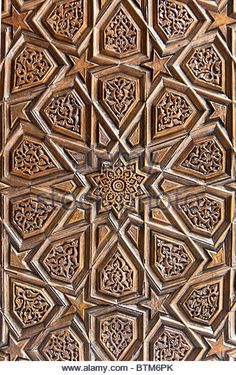 Find the perfect islamic pattern border stock photo. Islamic Art Pattern, Arabic Pattern, Pattern Art, Islamic Architecture, Art And Architecture, Wood Patterns, Textures Patterns, Arabesque, Persian Pattern