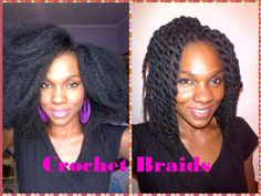Crochet Braids Versatile : 1000+ images about crochet hairstyles on Pinterest Crochet braids ...