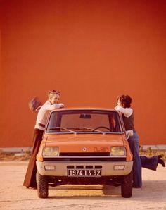 travellingandtravelling: Renault 5 LS (1974)