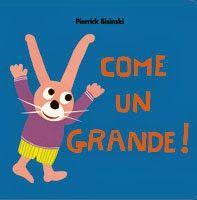 """""""Come un grande!"""", P. Bisinski, Babalibri, 2008."""