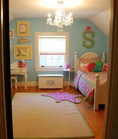 little girls, big letters, toy chest, girl bedrooms, toy boxes, big girl rooms, little girl rooms, big girls, kid room