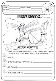 Atividade pronta - Temática Dengue