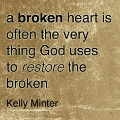 """From Kelly Minter's """"Nehemiah"""" Study: Amen! Psalm The sacrifices of God are a broken spirit, a broken and contrite heart. O God, You will not despise. Faith Quotes, Words Quotes, Wise Words, Sayings, Beth Moore, Speak Life, Scripture Verses, Religious Quotes, Inspirational Thoughts"""