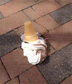 funny moments ice cream drop