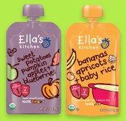 Ellas Kitchen Snack Pack Giveaway