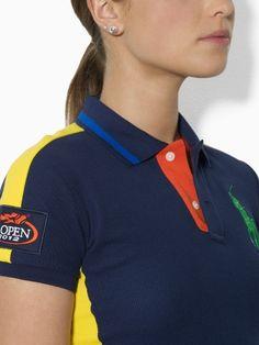 US Open Tennis - Ball Girl Polo - Ralph Lauren