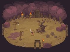 CRAWL: arcade dungeon crawler where your friends control the monsters