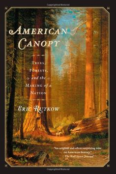 American Canopy: Trees, Forests, and the Making of a Nation by Eric Rutkow http://www.amazon.com/dp/1439193584/ref=cm_sw_r_pi_dp_nMH2ub0BPTQMK